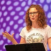 Lindsey McClintock predigt