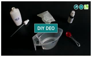 DIY Deo web