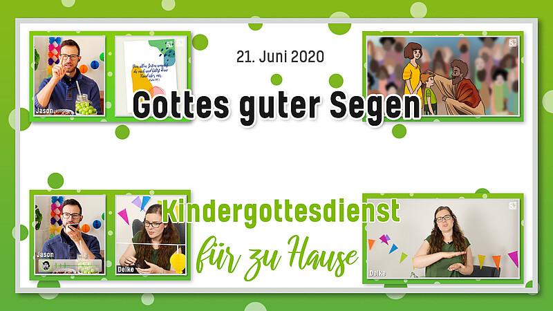 Kindergottesdienst Vorschaubild 20200621