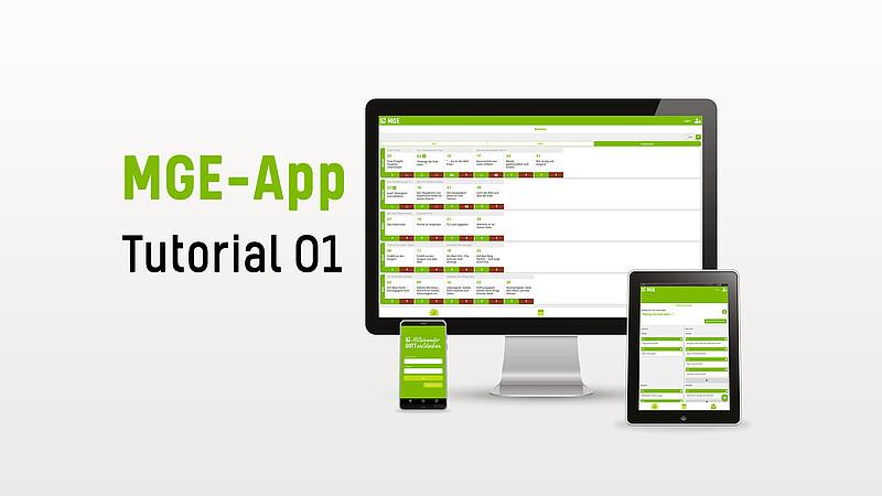 MGE App Vorschaubild