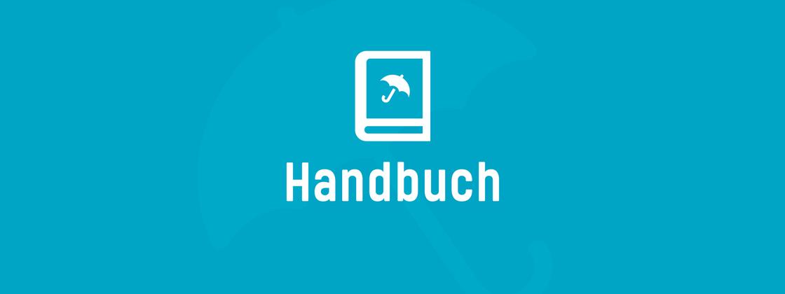 SG Handbuch Icon Typo