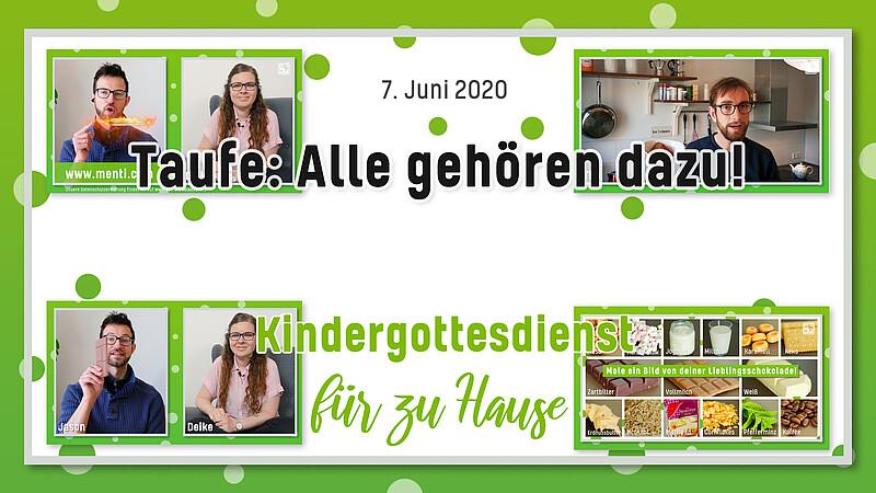 Kindergottesdienst Vorschaubild 20200607