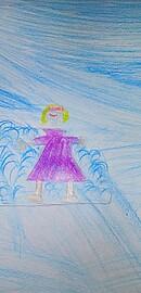 Melia (7 Jahre)